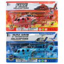 wholesale Toys: by helicopter Police and Fire