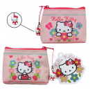 mayorista Bolsos: Hello Kitty HomeSweetHome cartera ca c 11x8,5
