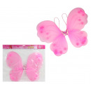 wholesale Toys: Butterfly wing pink - ca 43cm wide