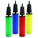 Großhandel Fahrräder & Zubehör: Luftpumpe Ballonpumpe 4 Farben sortiert ca ...