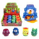 Großhandel Puppen & Plüsch: Schleim Monster Schleim - ca 7cm
