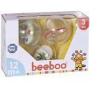 wholesale Baby Toys: BEEBOO bath balls 3 pieces