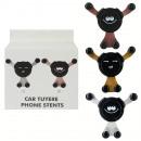Großhandel Puppen & Plüsch: Handyhalter 2-fach und 4-farbig sortiert