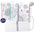 wholesale Booklets & Blocks: Notebook DIN A 5 NOW IS YOUR TIME about 21x16cm