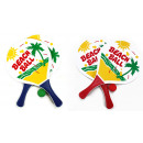Beach Ball Game 2  assorted - ca 38x23cm