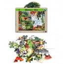 wholesale Puzzle: WWF Puzzle 48  pieces in box ca 25,5x20x7,5 cm