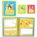 Großhandel Geschenkartikel & Papeterie: FUNNY FRIENDS -Kindergarten Freundebuch ca ...