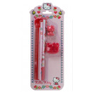 wholesale School Supplies: Hello Kitty HOME SWEET HOME writing set 5 pieces a