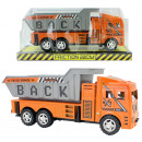 wholesale Models & Vehicles: Construction  vehicle with  friction approx. ...