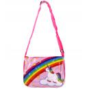 ingrosso Borse: Handbag Unicorn design ca 25x18x6,5cm