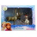 Großhandel Spielwaren: DISNEY Bullyland Die Eiskönigin Spielfiguren Sven