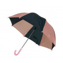 Playshoes Children  Umbrella BASIC marine-pink - ca