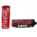 Großhandel Schulbedarf: COKE AMERICANA Schlamperrolle 2 fach sortiert - ca