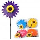 grossiste Fleurs artificielles: Windmill Tournesol  5x assorti avec tige - ca
