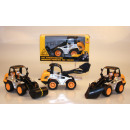 Construction vehicle 4- times assorted in box abou