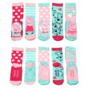 wholesale Socks and tights: socks Peppa Pig 5-pack size 27/30