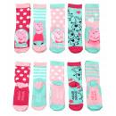 mayorista Calcetines y Medias: calcetines Peppa Pig Paquete de 5 tallas 27/30