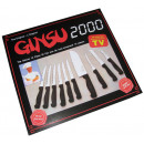 Ginsu knife set - 10 pieces