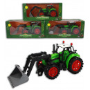 wholesale Models & Vehicles: Tractor 4 times sorted - approx 25cm