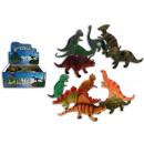 Dinosaur 12x assorted ca 33-39cm