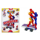 Zoób Junior Scooter 18 + 5 parts - in box ca 27,5x