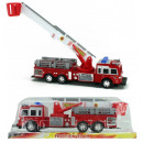wholesale Models & Vehicles: Firemen with friction - ca 32cm