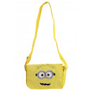 wholesale Bags: Minions shoulder bag about 28 x 15 cm