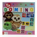 Großhandel Gesellschaftsspiele: Goliath Ty Spiel Domino in Box ca 22x22x5cm
