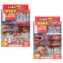 wholesale Toys: Feuerwehrset  METALL 2-fold  assorted in box ca ...