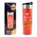 grossiste Thermos: The Big Bang  Theory Coffee To Go Tasse en acier in