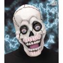 wholesale Toys: Mask - Skull with Glotzaugen
