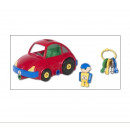 wholesale Baby Toys: TTC key car LEARN & FUN - ca 22cm