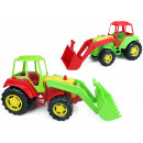 wholesale Toys: Molteni tractor 2-  assorted with shovel - ca