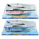 wholesale Toys: Boat with electric drive ca 29 cm