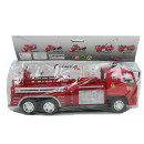 Fire truck with ladder - ca 31,5cm