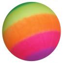 Ball Jumbo in  rainbow colors ca 45 cm