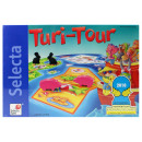 wholesale Wooden Toys: Selecta Turi Tour  Game in box ca ca 34x23x4,5cm