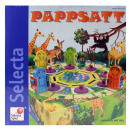 wholesale Wooden Toys: Selecta Pappsatt  game with wooden box ca 29,5x29