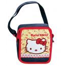 groothandel Licentie artikelen: Hello Kitty Zak ongeveer 20x21x6cm