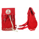 COKE AMERICANA  Coca Cola Backpack ca 40x30x10cm