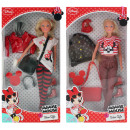 wholesale Toys: SIMBA Steffi Love  Minnie Mouse 2 assorted - c