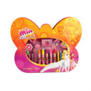 Mia and Me Paint and stamp fun 46 pieces - box ca