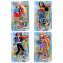 Mattel Doll Super Hero Girls 4- veces surtido