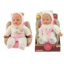 grossiste Vetements enfant et bebe: Baby doll PREMIUM QUALITY avec siège enfant - envi