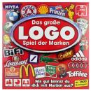 JUMBO Spiel LOGO  Das Markenspiel - in Box ca  27,5