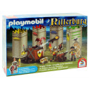 wholesale Parlor Games: Schmidt Games  Playmobil Knights Castle - in Box 37