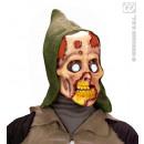 Mask - skull zombie with hood