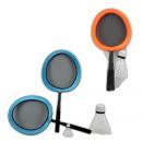 groothandel Ballen & clubs: Badminton Jumbo in  het netwerk 2x geassorteerd - c