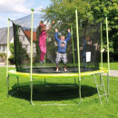 wholesale Garden playground equipment: AUTHENTICS giant trampoline ca 305 cm