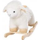 ROBA schapen  hobbelpaard, het schommelen dier pluc